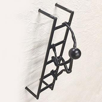 【ガーデングッズ】はしごを登る隊員 GGTK-2(美濃クラフト)
