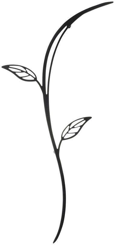 【ウォールアートシリーズ】デコレーション ブランチ WS-20B(美濃クラフト)