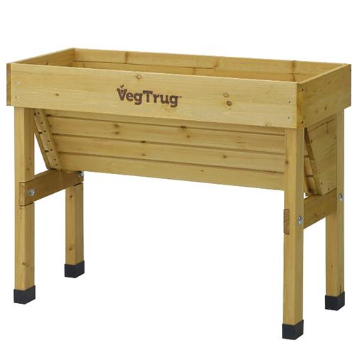 ホームベジトラグ ウォールハガー SVGT-WH01(56637200)(タカショー)送料無料 ガーデニング ガーデン プランター 木製