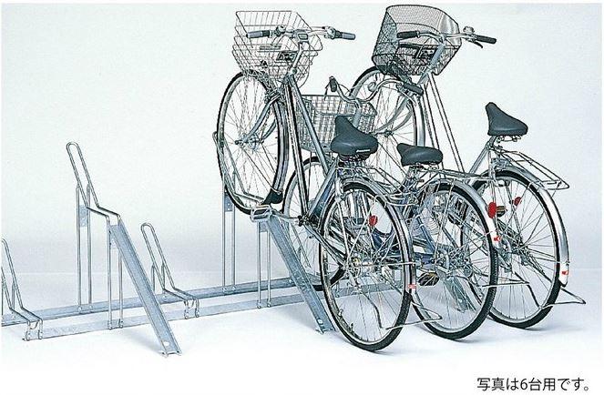 [宅送] タクボ サイクルラック CP-CR型 高低ラック CP-CR7(ラック高×3 ラック低×4), Lucy shop a7cfe1a0