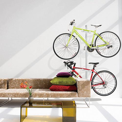 タクボ 室内自転車ディスプレイ収納用品 ロードバイクスタンド2型(2台用) 送料無料