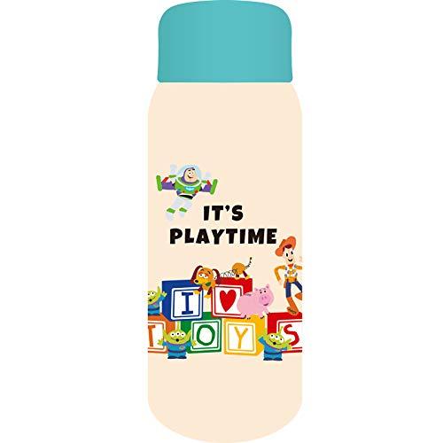 品質保証 送料無料 水筒 トイストーリー ディズニー かわいい キャラ 人気 ステンレスボトル トイ ストーリー ブルー キャラクター DISNEY 200ml LUNCH PIXAR SERIES BLOCK 信頼 DIE-2400