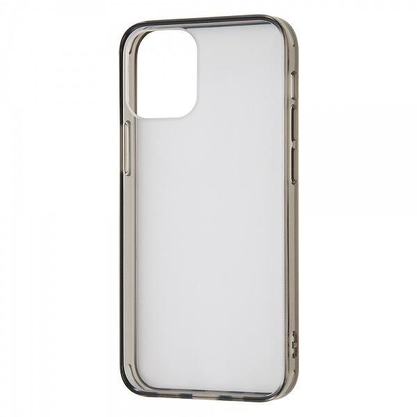送料無料 iPhone12 シリーズ アイフォン 在庫一掃 人気 おすすめ 公式 iPhone ブラック mini 耐衝撃 ハイブリッドケース 12