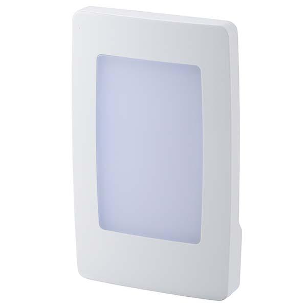 屋内照明 ナイトライト 流行 センサー 明暗 NIT-ALA6ML-WL 2020 新作 オーム電機 橙色 OHM LEDナイトライト 明暗センサー付