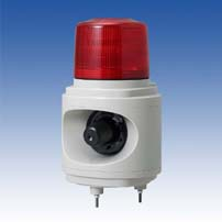 LRV-100R_LED回転灯付音声報知器_TAKEX(竹中エンジニアリング)