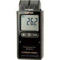 KT-01U_デジタル温度計(Kタイプ1ch)_CUSTOM(カスタム)