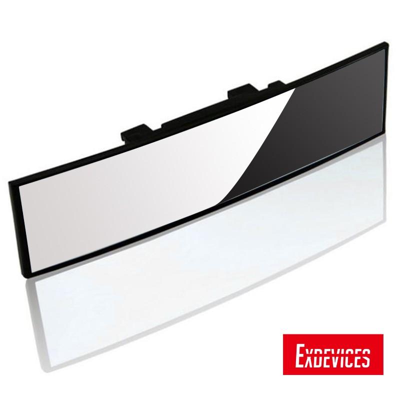 日本 ご自身ご家族や同乗者の大切な命を守る高精度曲面ミラー Exdevices ワイドルームミラー 幅30x6.6cm 最安値挑戦 XtraVision ワイドバックミラー 安心の購入日より180日保証付き 曲面鏡