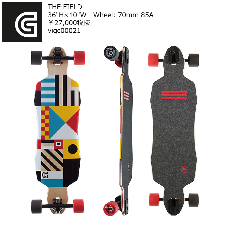 GOLDCOAST THE FIELD 36