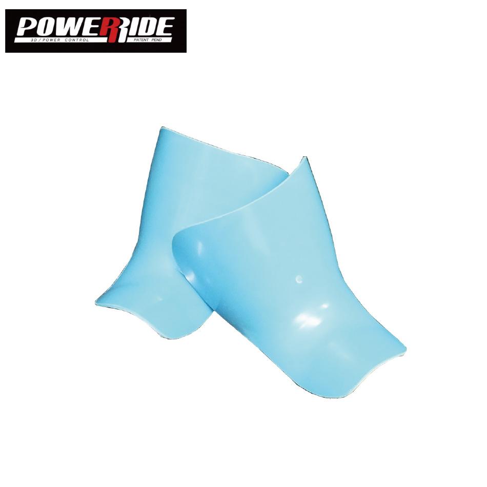 ライディングを変える かかと浮き防止 フィット感向上 POWER RIDE BASIC フィット ブーツタン Blue MEDIUM パワーライド ミディアムフレックス 上等 即納最大半額