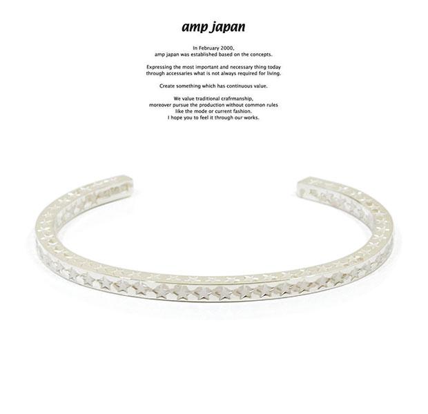 amp japan アンプジャパン 14ao-315 star bangleAMP JAPAN Silver シルバー スター バングル メンズ レディース