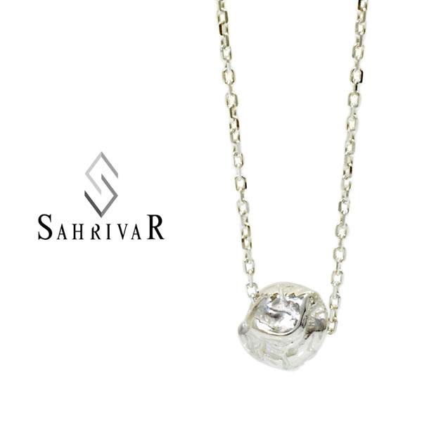SAHRIVAR シャフリーバル SN99S16S Jesus Ball NecklaceSilver シルバー 唐草 ネックレス メンズ レディース