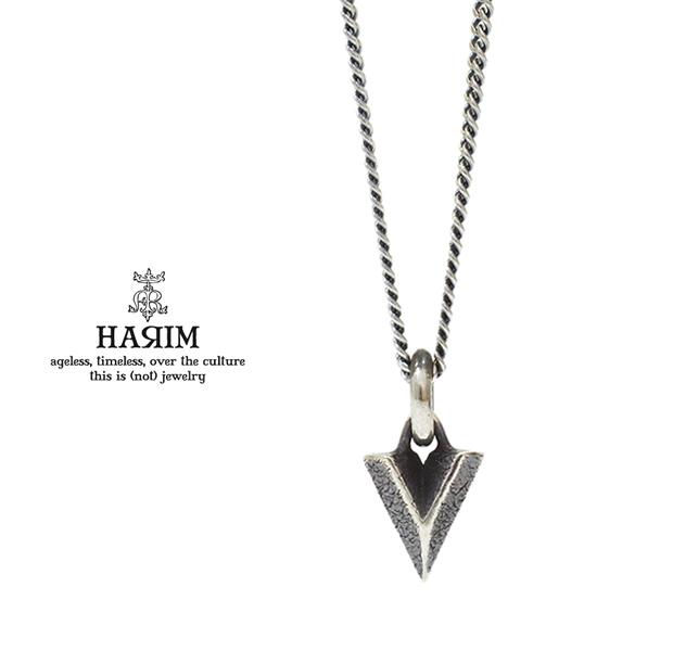 HARIM ハリム HRP108 SV Still Hard 【V】SVSilver シルバー ペンダント ネックレス