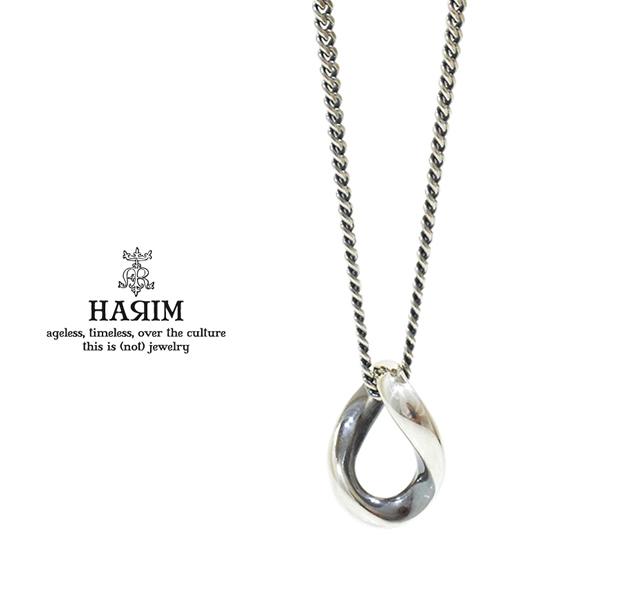 HARIM ハリム HRP111 SV HARIM Beautiful chain 【S】SVSilver シルバー チェーン ペンダント ネックレス