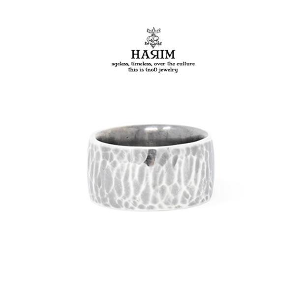 HARIM ハリム HRR041hm GOOD RING4 ARASHISilver シルバー シンプル リング メンズ レディース:EXTREME