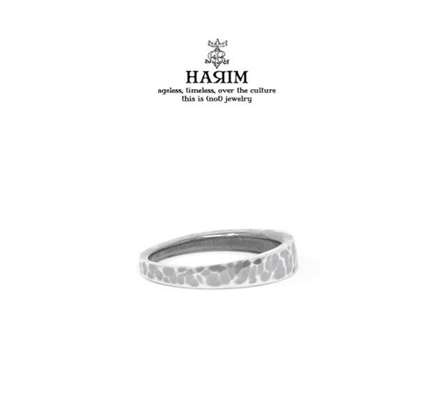 HARIM ハリム HRR043HM EDGE RING3 ARASHISilver シルバー シンプル リング メンズ レディース