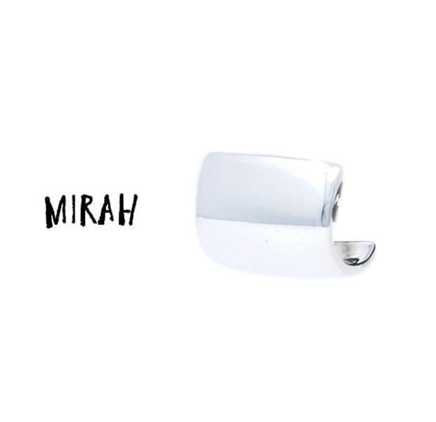 MIRAH ミラー 181313 PIERCESilver シルバー シンプル ピアス メンズ レディース