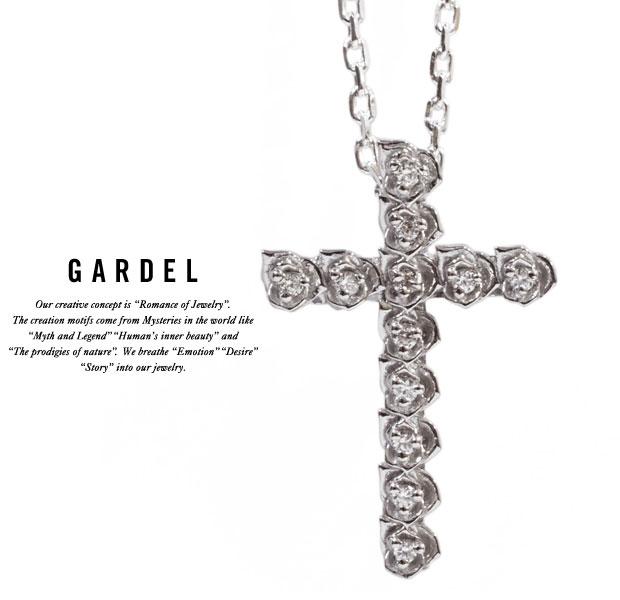 GARDEL ガーデルgdp026ROSA CROSS pendantペンダント/pendantsilver925/シルバー/SV925ジュエリー/メンズ/レディースアクセサリー