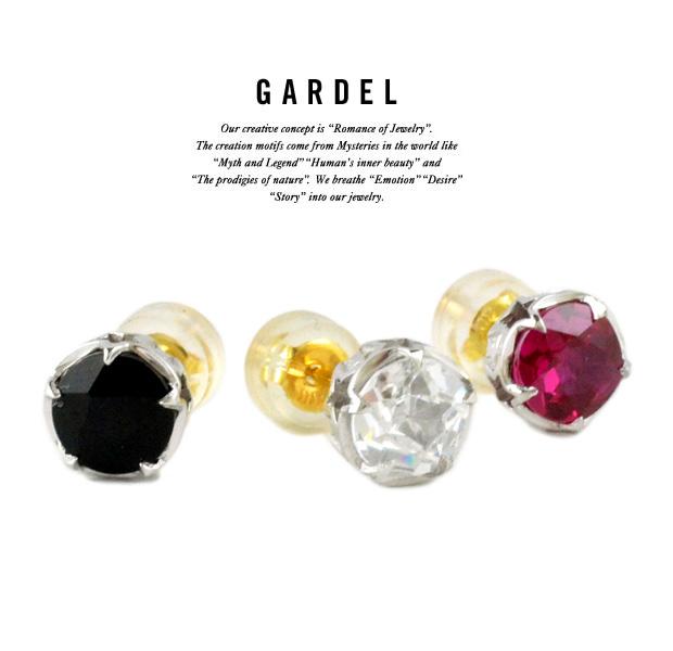 GARDEL ガーデルgde019ROLLING STAR pierce ピアス/piercesilver925/シルバー/SV925ジュエリー/メンズ/レディーススター/アクセサリー