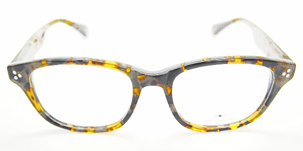 Glasses with HOYA1.60 non-spherical or HOYA1.60 aspherical lens blue cat with Megane set trans continental 306 black celluloid glasses with frameset