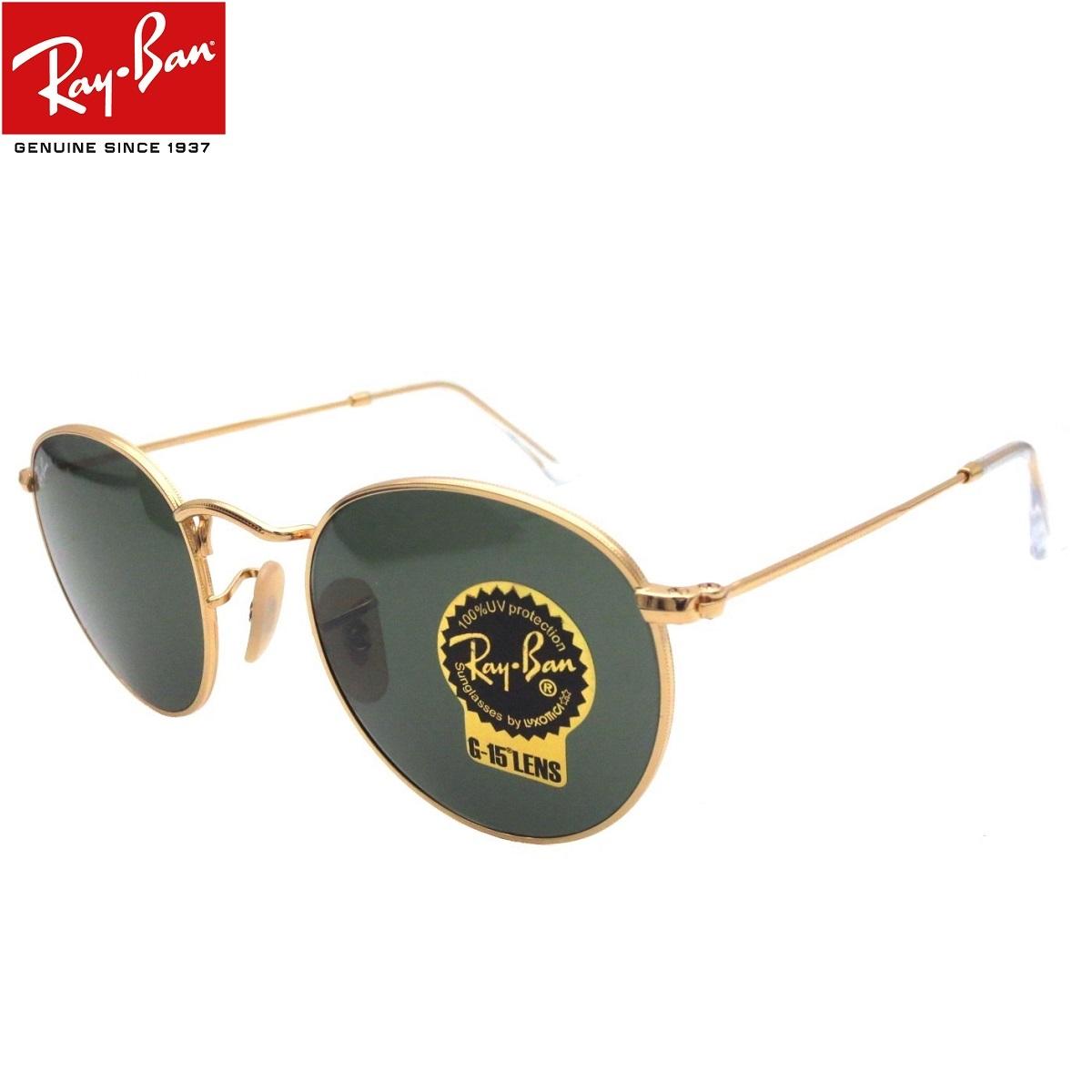 214e96d704d eye-max  Ray-Ban (Ray-Ban) ROUNDMETAL and sunglasses RB3447-001 (50 ...