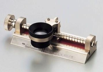 ILK リネンテスター 7680 ダブルレンズ 10倍 16mm