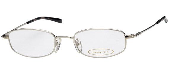 スライト2(027) コンパクトメガネフレーム 専用ケース付き(レンズは別売です)