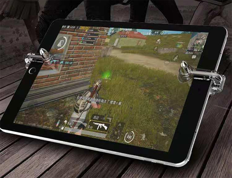 Wasteland action controller PUBG controller PUBG mobile PUBG Mobile iPad  Android iphone shooting push button mobile game CODM CoD mobile Call of  Duty