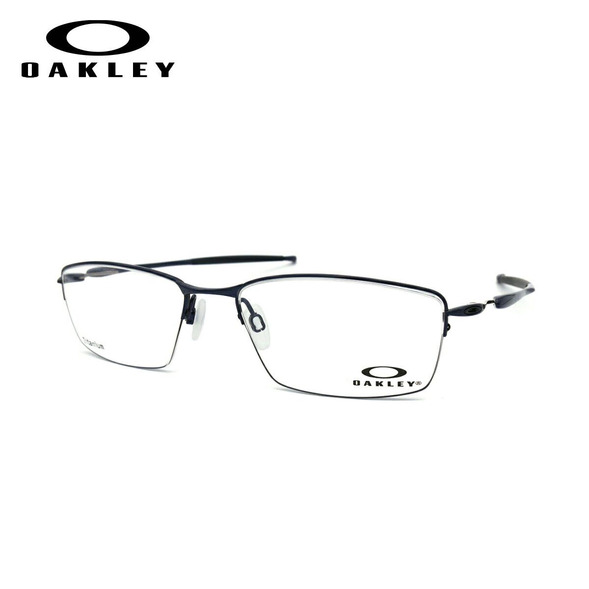 OAKLEY LIZARD OX5113-0456 オークリー リザード メガネフレーム 度付き対応 チタン オプサルミック 眼鏡 フレーム 軽い メンズ 【送料無料】