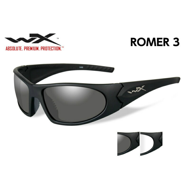 93527b1a3c0 WILEY X (Wiley X) sunglasses ROMER3 WXJ-1004-4 U.S. forces military impact  resistance motorcycle. With military eyewear ...