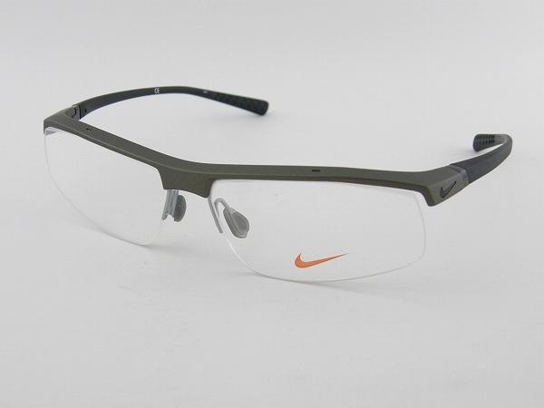 【エントリーでポイント15倍】【レンズセット】[NIKE] ナイキ 度付メガネセット7071-3-071 薄型レンズ付 スポーツ ゴルフ テニス マラソン 度付サングラスに 新品 軽量 アスリート設計 プロ使用 送料込み 眼鏡