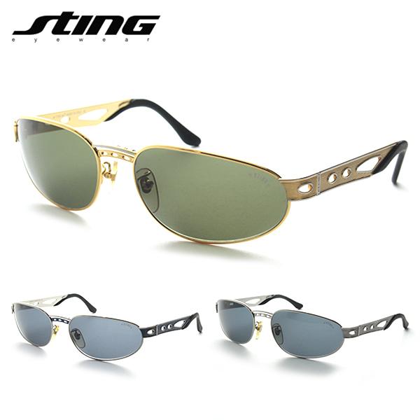 スティング サングラス 全3色 メンズ デッドストック イタリア製 STING POLICE op9932060