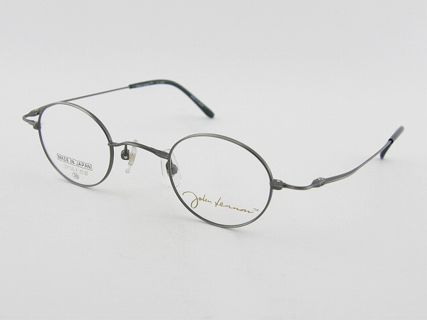 b2cbde52e57e1  JOHN LENNON  John Lennon JL1027-3-39 classic luxury glasses simple retro  cobalt alloy vintage model brand new authentic glasses date glasses  lightweight ...