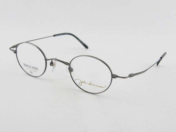 [JOHN LENNON] ジョンレノン JL1027-3-39 クラシック 高級感 メガネ シンプル レトロ ヴィンテージモデル めがね 伊達メガネ 軽量 軽い 専用ケース