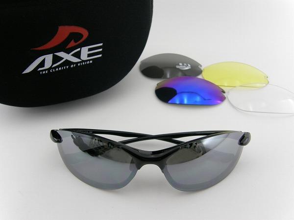 アックス サングラス AXE sunglasses AS-350CS-BK