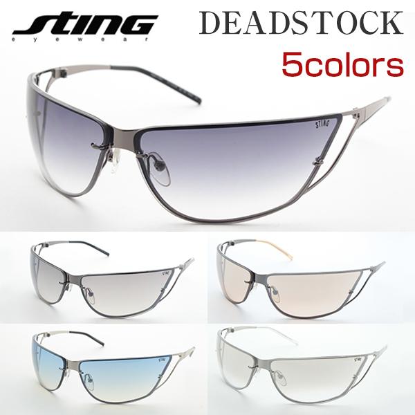 スティング サングラス 全5色 メンズ デッドストック イタリア製 STING POLICE op9932041