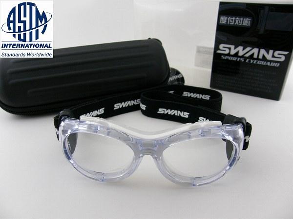 【送料無料】スワンズ ゴーグル SWANS SVS-700N-W SWANS スポーツ用眼鏡