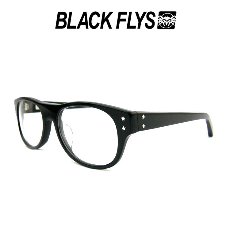 【送料無料】[BLACKFLYS] ブラックフライ BLACK FLYS OP-18-Blk メガネ 新品 BLACKFLYSメガネ度付可人気モデル