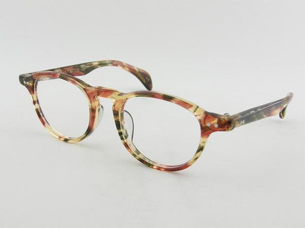 [tsetse] ツェツェ Boston-6-47 メガネフレーム カラフル ボストン シンプル 度付き対応可 カジュアル お洒落 新品 眼鏡 レトロ めがね 男女兼用 クラシカル 正規品