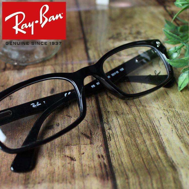 【送料無料】【国内正規品】【メーカー保証書付き】レイバン 眼鏡 RX5017A 2000 メガネフレーム 新品 ブラック ド UVカット メンズ レディース 伊達メガネ カラーレンズ対応 おしゃれ RayBan Ray-Ban