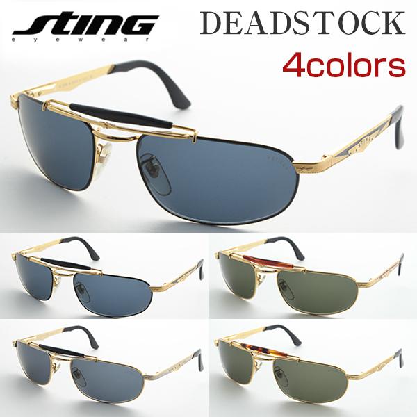 スティング サングラス 全4色 メンズ デッドストック イタリア製 STING POLICE op9932014