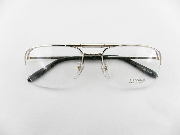 [CAST]跳ね上げ式 メガネ フレーム5613-01-54-ゴールド(新品 正規品)