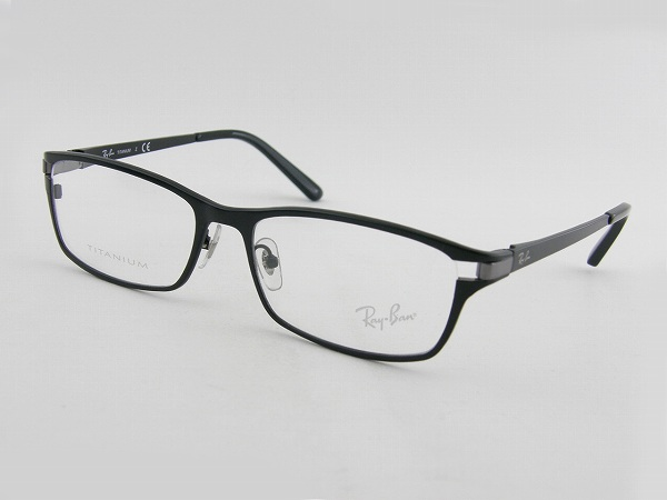 b2887c5f1f05 ... switzerland ray ban rayban ray ban 8727d 1074 eyeglasses frame black  smart mens gentleman ita with