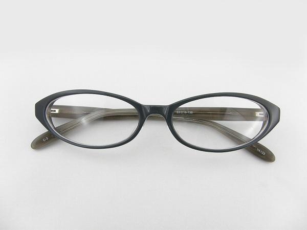 【レンズセット】[オリジナル] 超撥水薄型レンズメガネセット YA133-3 丸み お買得 新品 度付対応度付きレンズ付きセルフレーム 正規品