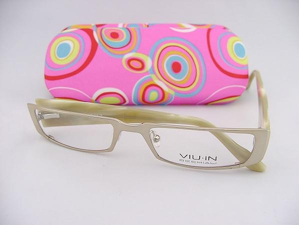 【レンズセット】VIU-IN ROMY-16 メガネ メタル 老眼鏡 レンズ込 ヴューイン