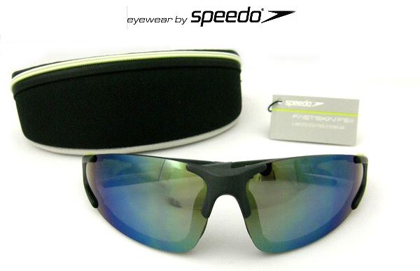 [SPEEDO] スピード サングラス ALPHA-104G 限定 ゴーグル 水泳 限定モデル 紫外線カット UVカット マラソン 自転車 新品 正規品