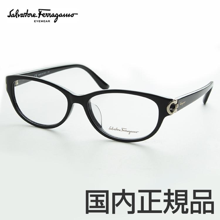 Salvatore Ferragamo SF2742A-001 メガネ 度付き レディース かわいい