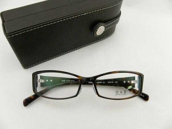 【送料無料】【本数限定】 O&X メガネフレーム102-01 老眼鏡セット 日本製