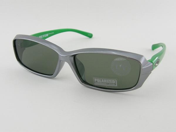 [BOUCHE] ブーシュ CLUSTER-SIL-GRNサングラス 偏光 サーフ ゴーグル バイカー ストリート サーファー ワイルド 新品 バイク 紫外線 UVカット サーフィン 正規品