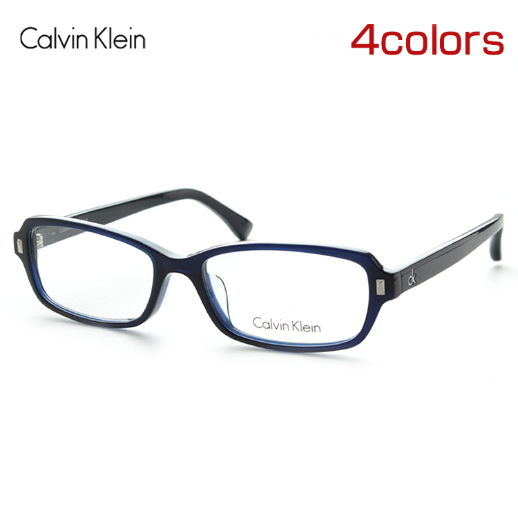 [Calvin Klein] CK カルバンクライン 5897A メガネ 眼鏡 ブラック 新品 めがね ケース付 度付対応可 新作メガネ