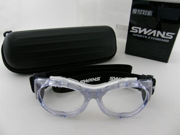 【送料無料】スワンズ ゴーグル SWANS SVS-600N-W SWANS スポーツ用眼鏡